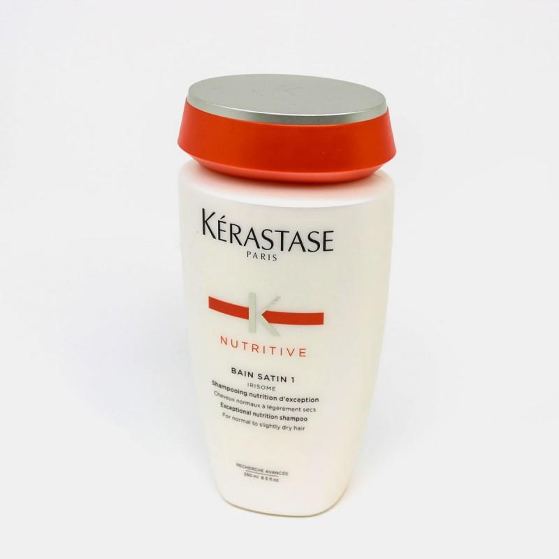 Nutritive Bain Satin 1 Shampoo for Dry Hair Kerastase