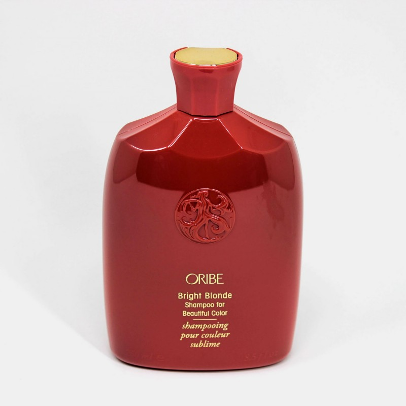 Bright Blonde Shampoo For Beautiful Color Beautiful Color Collections Oribe