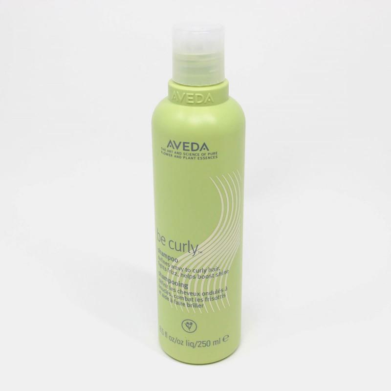 Be Curly Shampoo Aveda