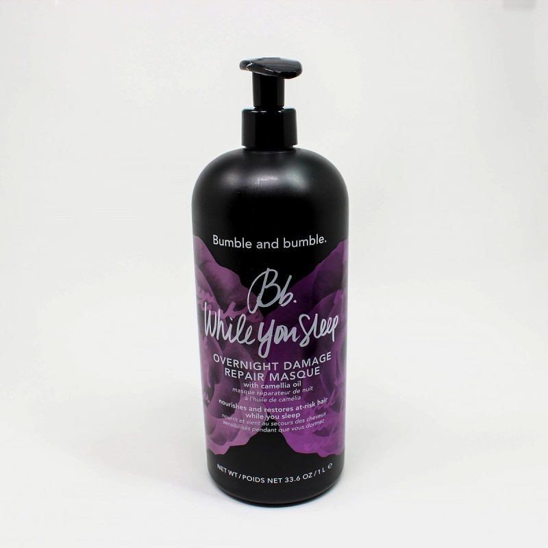 Bumble And Bumble While You Sleep Masque
