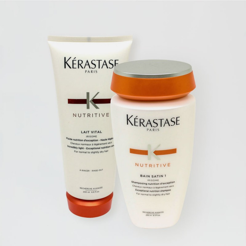 Bain Satin 1 Shampoo - Kerastase - Save 5%