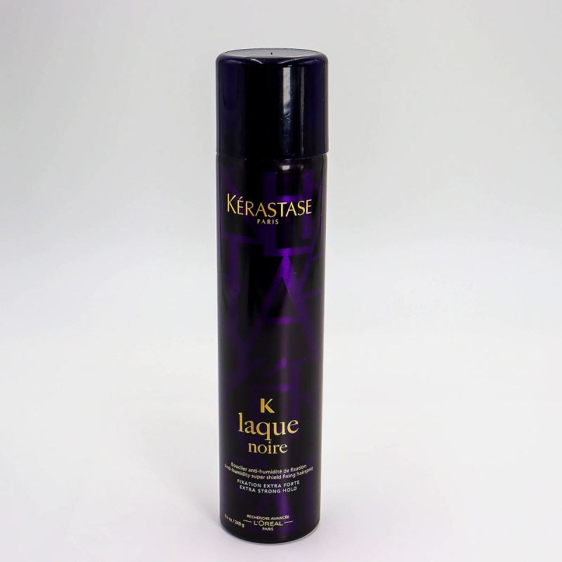 Styling Laque Noire Extra Strong Hold Hairspray, 8.8 oz