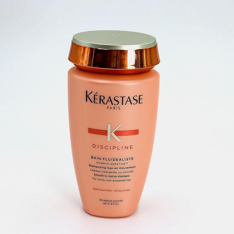 Sulfate Free Hair-Smoothing Shampoo 8.5 fl oz   Kerastase